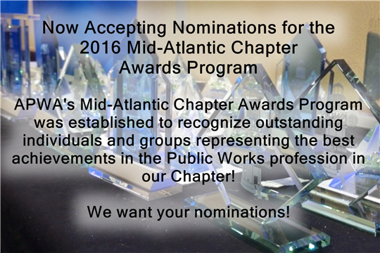 Nominate a Deserving Individual Today!