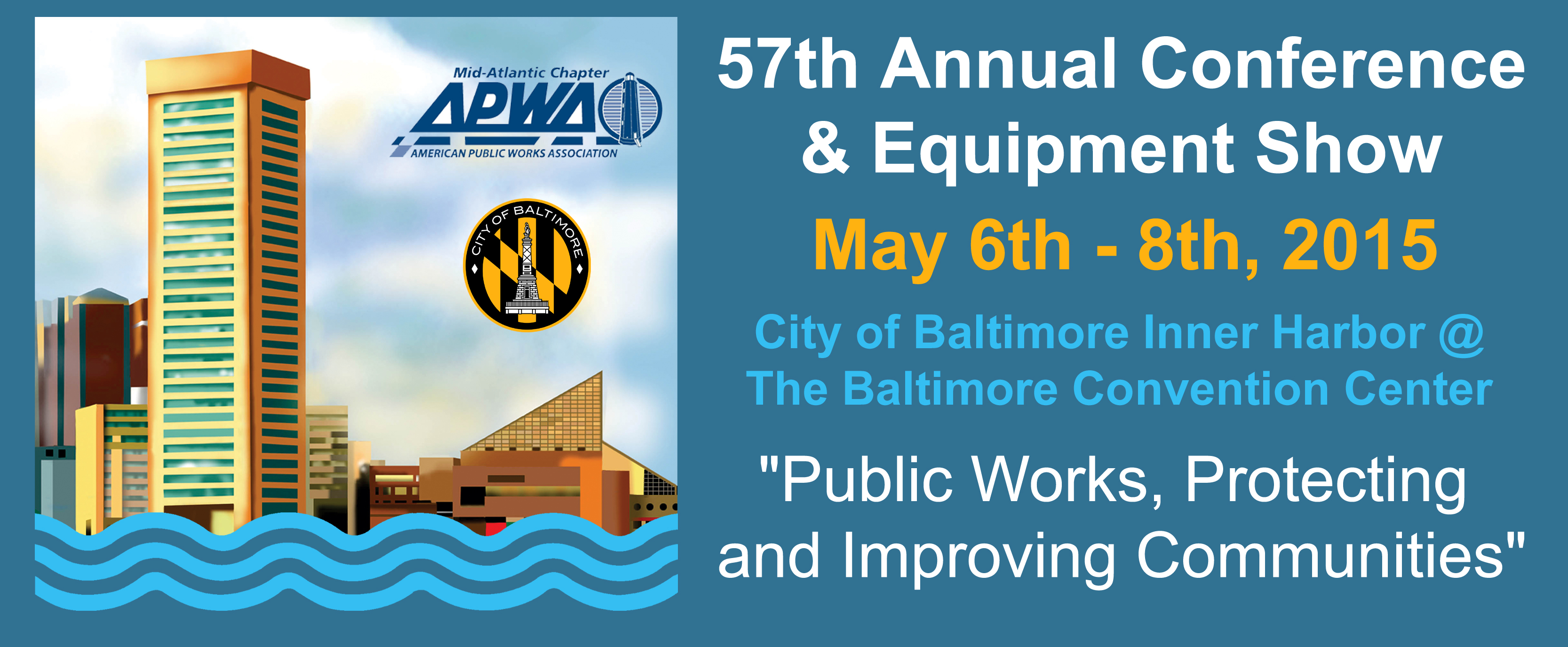 2015 Mid-Atlantic Chapter Conference and Equipment show