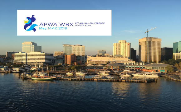 For more details about the 61st APWA WRX select the image above.